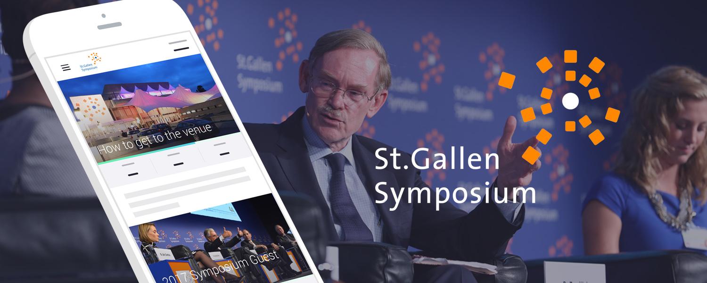Brandacademy Training Engagement App Mobile St Gallen Symposium Case Study